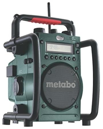 Metabo Baustellenradio