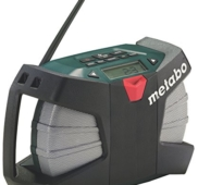 Metabo Baustellenradio PowerMaxx RC