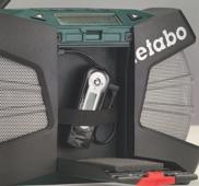Metabo Baustellenradio PowerMaxx RC